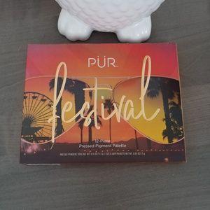 🎨NWT Pur Festival Pressed Pigment Palette